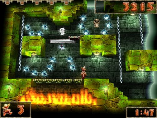 dungeon rider pc download screenshot