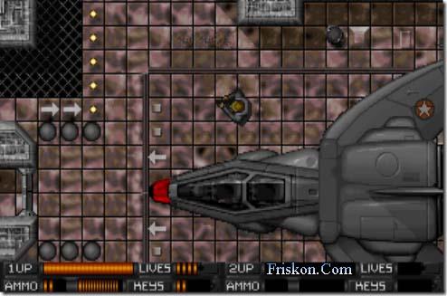 Alien Breed Pc Screenshot