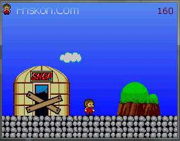 Alex Kidd Screenshot