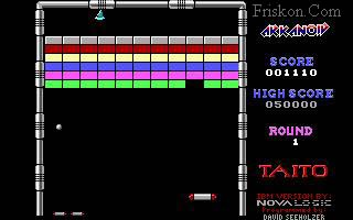 Arkanoid Taito Pc Screenshot