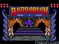 Barbarian Classic Screenshot