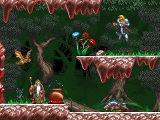 Camelot Warrior Screenshot