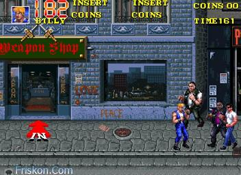 Double Dragon 3 Pc Screenshot