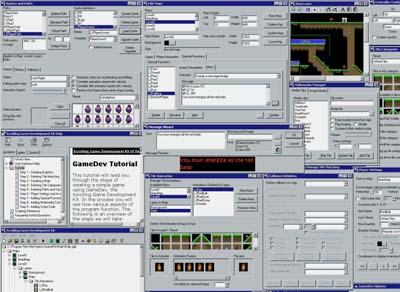 Creare Videogiochi Click per ingrandire
