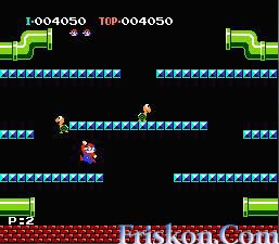 Mario Bros Pc Screenshot