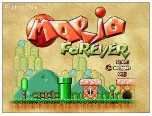 Super Mario Bros 3 - Mario Forever Pc Screenshot 1