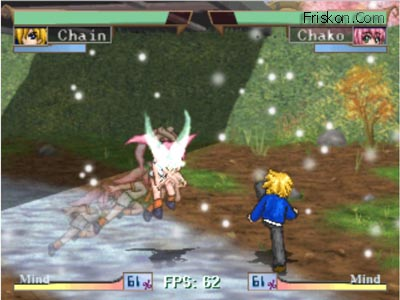 Mind Arms Fighter Pc Screenshot