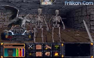 The Elder Scrolls Arena Pc Screenshot