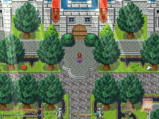 Screenshot Castello Raldon