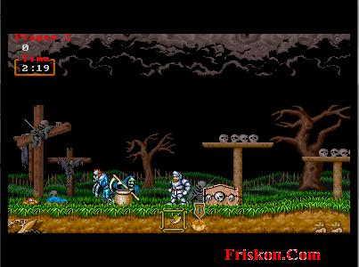 Ghoulsn Ghosts Remix Screenshot
