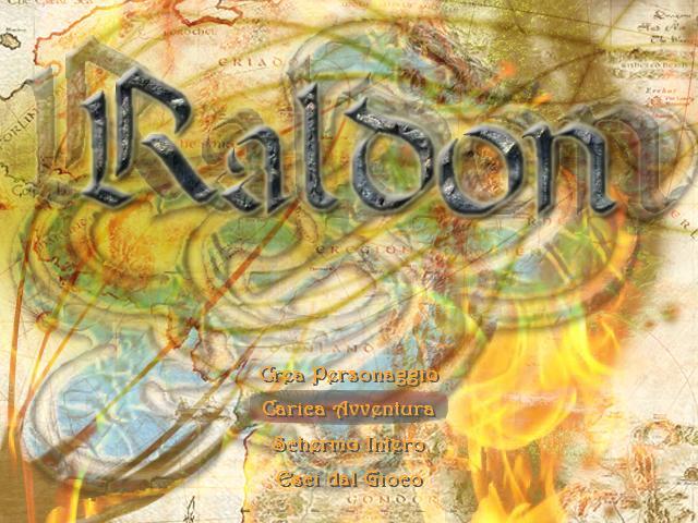 Screenshot Raldon 3.2