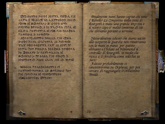 Screenshot Libro Raldon