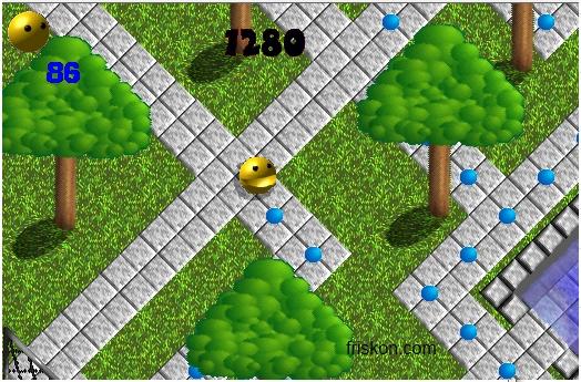 giochi gratis per pc pacman