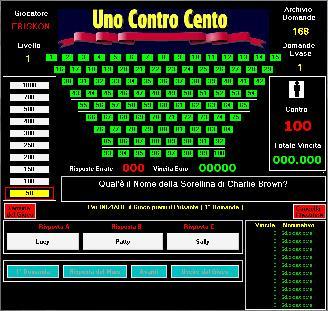 Uno Contro Cento screenshot