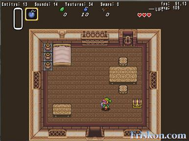 Zelda 3 A Link to the Past Pc Screenshot