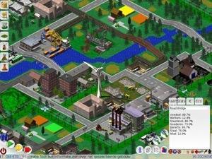 LinCity-Ng Pc Download Screenshot