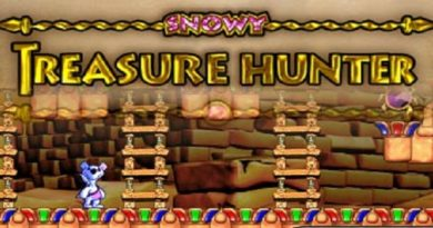 Snowy Treasure Hunter Remake di Lode Runner Pc