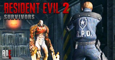 Resident Evil 2 Remake : Survivors Pc Download