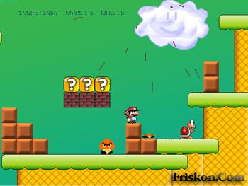 Super Mega Mario Bros Screenshot