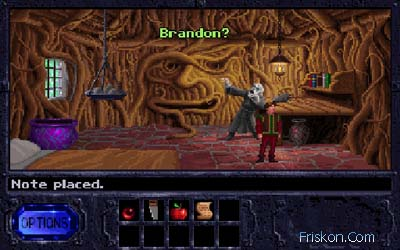 The Legend of Kyrandia Italiano Screenshot