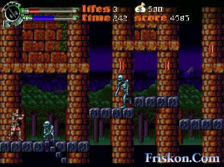 Castlevania Dc Screenshot