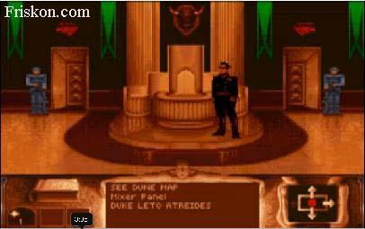 Dune per Pc Italiano Screenshot
