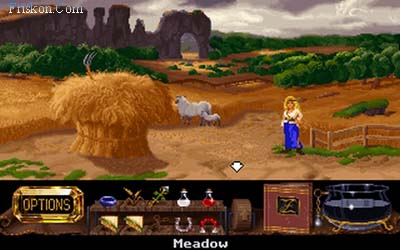 The Legend of Kyrandia Hand of Fate Screenshot