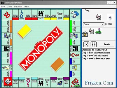Monopoly Deluxe Pc Screenshot