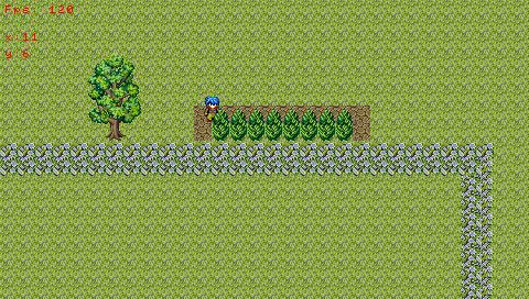 Rpg Maker per PSP screenshot