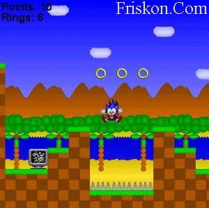 Sonic Adventures Screenshot