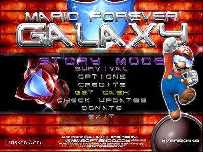 Super Mario Galaxy Forever Pc Screenshot