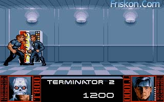 Terminator 2 Pc Screenshot