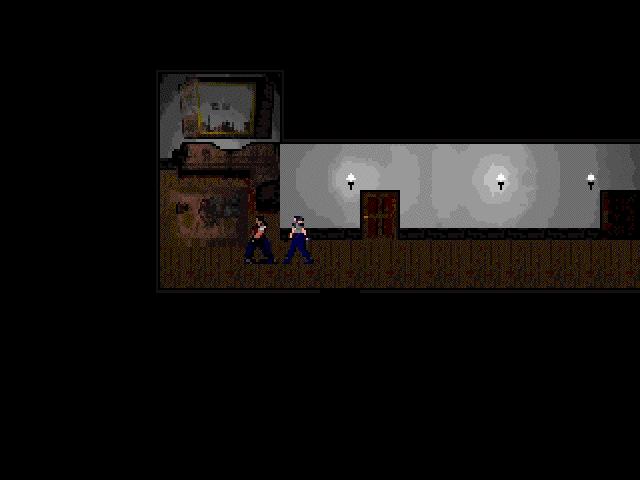 Resident Evil OHRRPGCE Screenshot