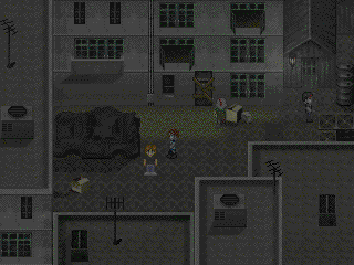 Resident Evil 2D Reborn Screenshot