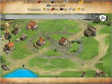 MMOG Strategico Medievale