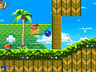neo sonic universe the hedgehog screenshot